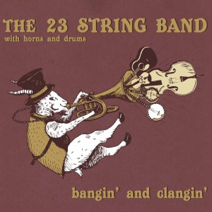 The 23 String Band: bangin' and clangin'